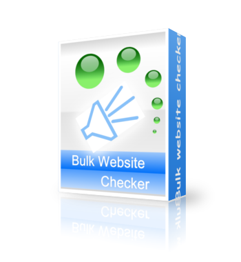 Bulk website checker - Click Image to Close